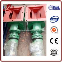 Válvula de ar rotativa personalizada válvula de descarga preço da válvula