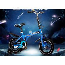 Hebei Kids Folding Bike com 12''14''16 polegadas