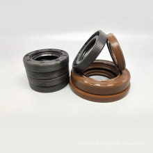 NBR/FKM Tg4 Double Lip Oil Seal for Reciprocating-Shaft Applications