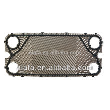 M10M plate and gasket ,refrigerator evaporator plate