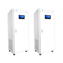 UV mobile air disinfector ultraviolet light disinfection