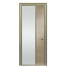 Glass Kitchen Door Design Aluminum Frame Interior Door