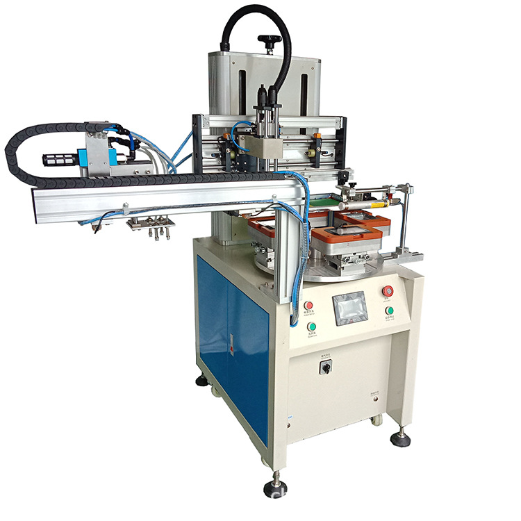 Rotary Table Screen Printing Machine 2