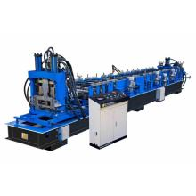 เหล็กกล้า CUZ Purlin Roll Forming Machine