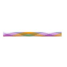 Manga trançada para proteger o cabo de alimentação do computador