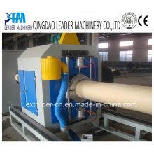 Linha de extrusão de tubos de águas residuais de PVC