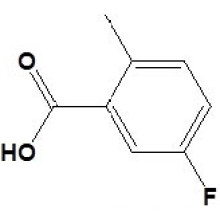 5-фтор-2-метилбензойные кислоты № 33184-16-6