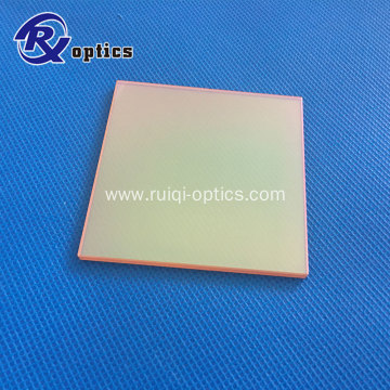 Zinc Selenide Round Windows For CO2 Lasers