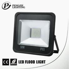 50W SMD Hot Selling LED Square Floodlight pour extérieur