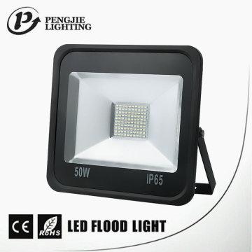 50W SMD heißer verkaufender LED quadratischer Flutlicht für im Freien