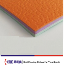 PVC Multipurpose Sports Floor