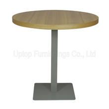 (SP-RT514) Wholesale Australian Cafeteria Fast Food Plywood Table