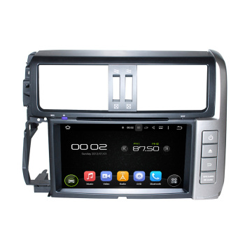 TOYOTA Android 7.1 Car Audio Video voor PRADO