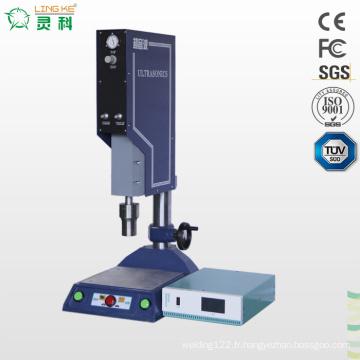 Machines de soudage semi-automatique à ultrasons pour PVC