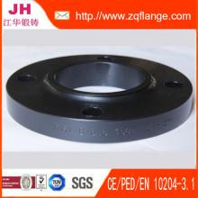 Bridas planas Soldadura de tuberías Pn16-En1092-1-DIN2502