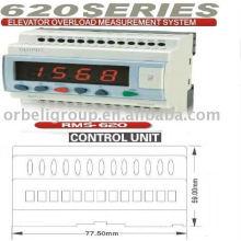Controlador de célula de carga del elevador, sensor