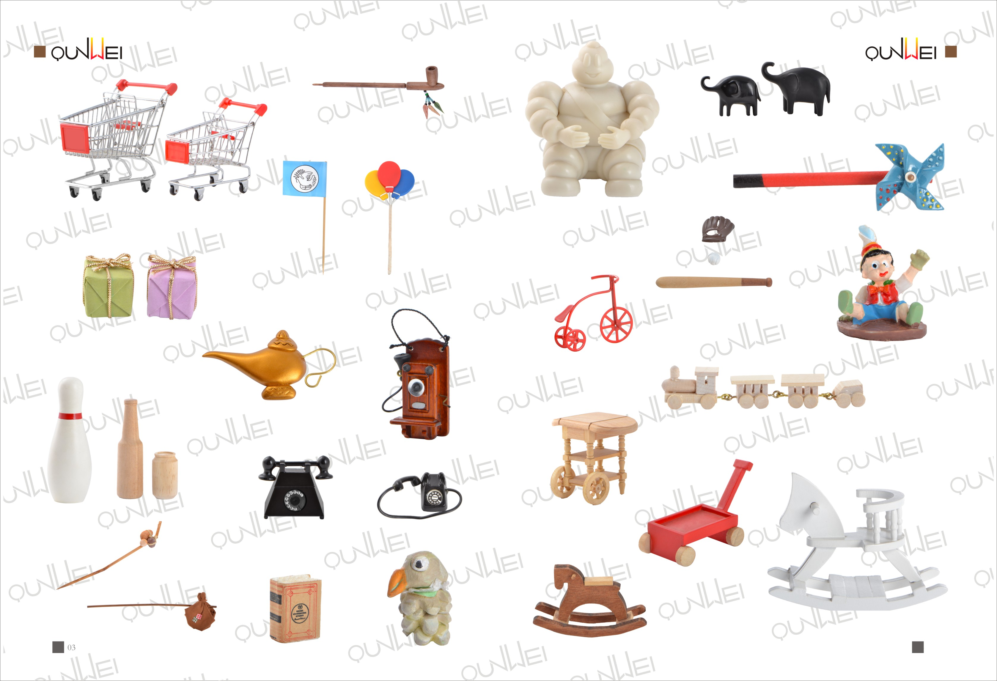 Dollhouse Accessories3