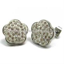 earrings fashion 2013 for women flower ear rings vners