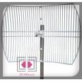 Verdicken Sie Aluminium-Druckguss-Mikrowellenantenne