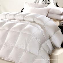 Cobertor branco de enchimento suave para cama de hotel (WSQ-2016005)