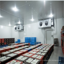 Salle de stockage froide de légumes de haute qualité