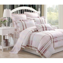 Hot Hotel /Home Cotton Bedding Set with Comforter Set