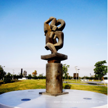 bronze foundry metal craft famous sculptures in saudi arabia