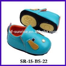 2015 nuevo producto lindo bebé zapato al por mayor