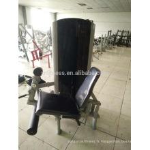 L'usine d'équipement de conditionnement physique de XF11 Xinrui fournit la machine d'extension de jambe assise