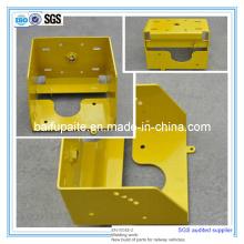 Pulverlackierung Blechbearbeitung CNC Schneidteile