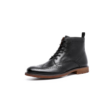Custom Cow Leather Men Boots