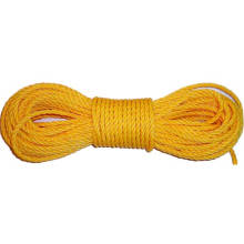 PE hollow braid rope hollow braided ski rope 6mm 8mm High quality