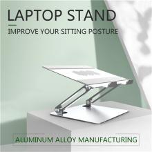 2020 New Adjustable Ergonomic Portable Aluminum Laptop Stand