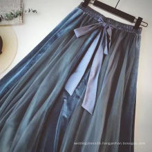 Long Skirt for Women Loose Women Dress
