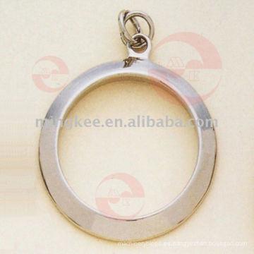 Tirador de cremallera de anillo / deslizador (G12-277AS)