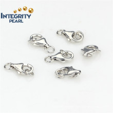 Jewelry Accessory 13mm 925 Sterling Silver Lobster Clasp