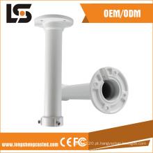Bom alojamento de câmera de alumínio para equipamentos de segurança Dahua