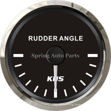 "2"" 52mm Rudder Angle Gauge Indicator with Mating Sensor with Backlight"