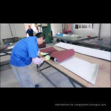 Correa abrasiva abrasiva de A / O de alta calidad para la máquina pulidora