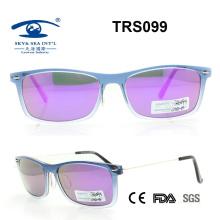 Promocional de alta calidad hermosa Tr Sunglass (TRS099)