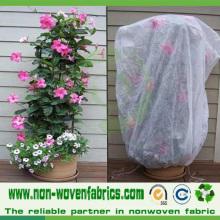 Tecido TNT não tecido para cobertura vegetal de agricultura