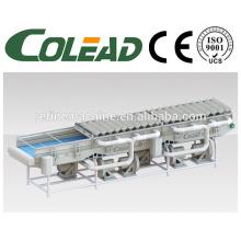 Wind type net belt draining machine/Vegetable and fruit draining machine