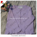 boutique purple girls ruffle cuff knit sweater