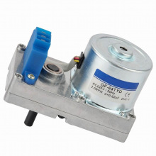 64tyd Low Speed 1 to 8 Rpm High Torque 280kgf. Cm AC Gear Motor for Pellet Grinder