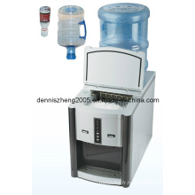 Distributeur d'eau et de glaçons automatique professionnel 2 en 1