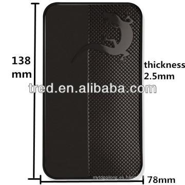 Diversos accesorios nuevos del coche de los accesorios 2014 de la viscosidad hechos en la estera antideslizante del coche de China
