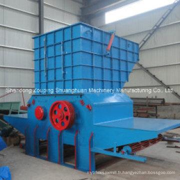 Prix de machine de broyeur de bois de moteur diesel de broyeur de souche de mobile