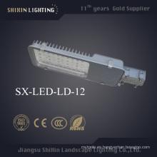 Alumbrado público de alta calidad de 20W 30W 60W LED