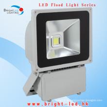 3 Anos Warrnaty CE / RoHS Iluminação de inundação do diodo emissor de luz de 100W Luz do túnel do diodo emissor de luz