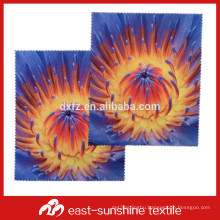 eco-friendly, soft,custom logo printed microfiber soft polishing cloth